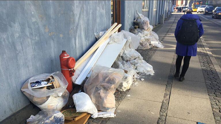 Vidste du at … om ensretning af affaldsregler på bygge-/anlægsområdet